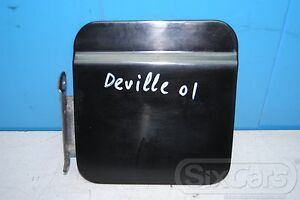 Cadillac Deville 99-05 Fuel Flap Tank Cap Black / Fuel Filler Door Black