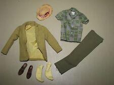 Vtg Mattel Ken Barbie1961 #785 DREAMBOAT Fashion Complete near mint