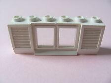 LEGO 646 @@ Window 1 x 6 x 2 with Shutters 361