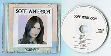 Sofie Winterson - cd-PROMO EP - YOUR EYES © 2013 - Netherlands-3-Track-CD - Rock