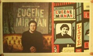 Eugene Mirman En Garde Society Poster Bobs Burgers