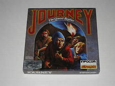 Journey: The Quest Begins (IBM, DOS, Tandy, PC, 3.5, 5.25, 1989) Vintage Infocom