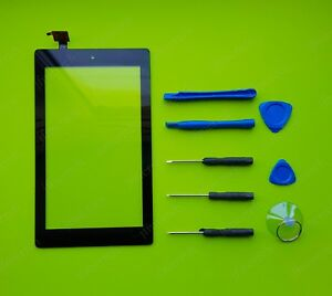 Amazon Fire HD 7 7th Gen 2017 SR043KL Tablet Touch Screen Digitizer Replacement