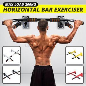 Gymnastic Horizontal Bar Door Sit-up Pull-ups Strengh Training Yoga Exercise Gym