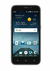 ZTE Maven 3 Z835 - 8GB - Black (AT&T) Smartphone - Handset Only