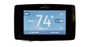 Emerson ST75 Programmable Thermostat — SEE DESCRIPTION