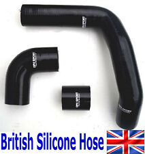 LAND ROVER FREELANDER TD4 INTERCOOLER SILICONE HOSE KIT WITH SENSOR BLACK