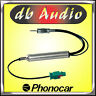 Phonocar 8/541 Cavo Adattatore Antenna VW Golf 7 Spinotto Segnale Radio AM FM