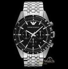 Emporio Armani  Herren Uhr AR5988 Chronograph Klassik NEU OVP