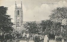 Yorkshire Postcard - Parish Church - Brighouse   U188