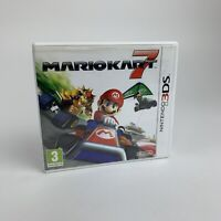 Nintendo 3DS Mario Kart 7 - Racing Classic Game - 100% Complete PAL - Boxed