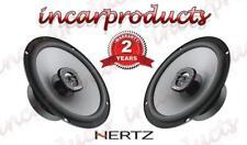 "Hertz Uno X165 165cm 6.5"" Coaxial 2 way Car Audio Stereo Speaker 220w"