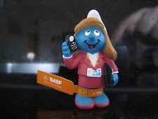 Smurfen/Schtroumpf - Smurfin (Hexalotte) BASF promo/pub - oranje label