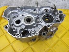 91 1991 YAMAHA YZ250 YZ 250 MOTORCYCLE ENGINE MOTOR CRANKCASE CRANK CASE CASES
