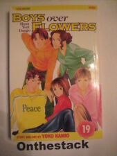 MANGA:   Boys over Flowers Vol. 19 by Yoko Kamio (2006, Paperback)
