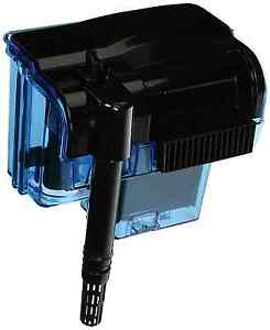 Penn Plax Cascade Hang-on Power Aquarium Filter 50 Gallons