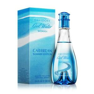 Davidoff Cool Water for Woman Caribbean Summer Edition 100 ml edt Spray