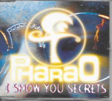 PHARAO - I show you secrets CDM 4TR Eurodance 1994 (Dance Pool)