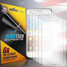 6x Ultra Transparente De Pantalla Frontal Protector Cover Para Samsung Galaxy S Ii 2 S2 I9100