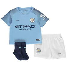 Nike Manchester City Azul Kit 5-6 Años Ref. C6296 ^