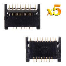 5 x Per Apple iPad Air 2 Casa Pulsante Key FPC Connettore Logic Board 6th Gen