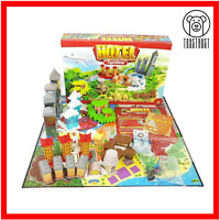 Hotel Tycoon Board Game 3D Family Game Real Estate Game Asmodee