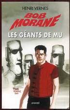 HENRI VERNES: LES GEANTS DE MU. ANANKE. 2007.