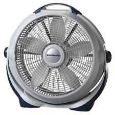 Lasko 3300 20″ Wind Machine Fan With 3 Energy-Efficient Speeds - Features Pivoti