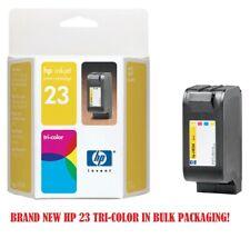 HP 23 C1823 Tricolor color Genuine Ink cartridge for Deskjet Officejet Printer