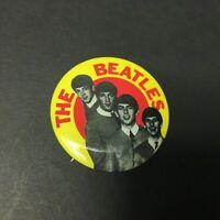 "THE BEATLES JOHN PAUL GEORGE RINGO PIN BACK BUTTON BADGE 2"""