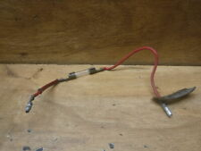 1980 80 SUZUKI SP400 SP 400 OEM BATTERY MAIN HARNESS FUSE WIRE FAST SHIPPING