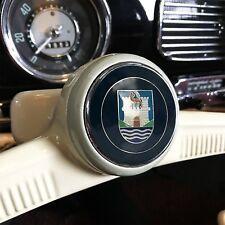 VW Volkswagen Wolfsburg Crest Horn Button Insert Bug Bus Ghia kdf okrasa heb T1