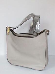 Marc Jacobs Gotham Leather City Hobo Shoulder Handbag