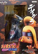 NARUTO DXF DEIDARA SHINOBI RELATIONS Vol. 2 BANPRESTO FIGURE NEW NUEVA
