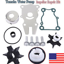 Yamaha Water Pump Repair Kit 63D-W0078-01 40 50 60 HP 2/4 Stroke 1995-Current US