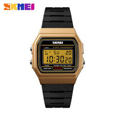 SKMEI Sports Watches Women Men Digital Chrono Waterproof LED Wristwatch 1412 EC