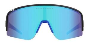 BLENDERS - BREAKER POINT - BLACK / BLUE - NEW Authentic POLARIZED SUNGLASSES