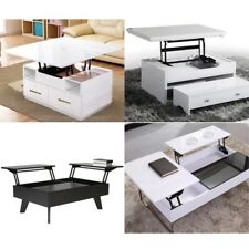 Modern Lift Up Coffee Table Luxury Room Furniture