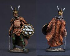 Tin toy soldiers  painted 54 mm Vercingetorix
