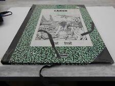 CARGO TIRAGE DE TETE : T02 : LE COFFRE DE BOX CALF EDIT GLENAT 1984