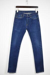 Levi Strauss & Co.501 S Homme W29 L32 Bleu Jeans Coupe Slim 37514-GS