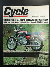 1967 Cycle August Back Issue Magazine