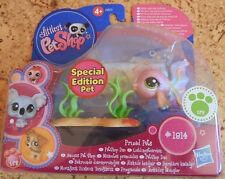 Littlest Pet Shop * LPS * Fisch mit Zubehör * 1814 - NEU& OVP !! Weihnachten !!