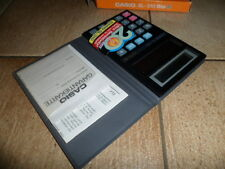 Taschenrechner Calculator Casio SL 310 20LUX sammlerstueck