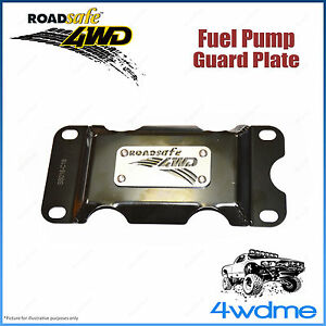 Holden Colorado RG 4WD Roadsafe Heavy Duty Fuel Pump Guard Plate