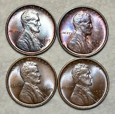 Brilliant Uncirculated 1909-P Lincoln Cent, Beautiful specimens
