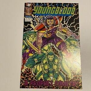 * Youngblood #2 * July 1992, Image - FIRST APPEARANCE OF PROPHET !! HOT BOOK !!