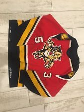Florida Panthers Game Used Jersey