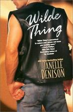 Wilde Thing by Janelle Denison (2003, Paperback) ~VERY GOOD CONDITION~