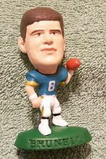 "MARK BRUNELL JACKSONVILLE JAGUARS 1997 CORINTHIAN HEADLINER 3"" FIGURE #NFL 052"